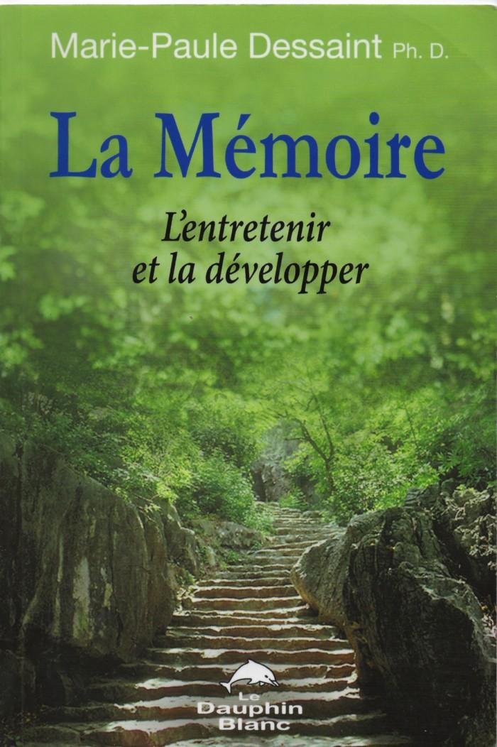 Livre pour entretenir et améliorer la mémoire et l'intelligence